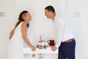 צילומי שחזור חתונה